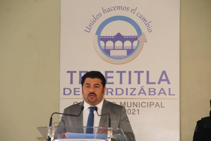 Con obras, acciones y cuentas claras avanzamos hacia el desarrollo: alcalde