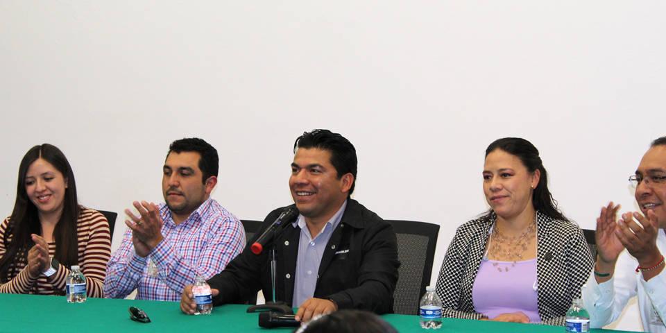 Se reúnen líderes del Partido Encuentro Social Tlaxcala