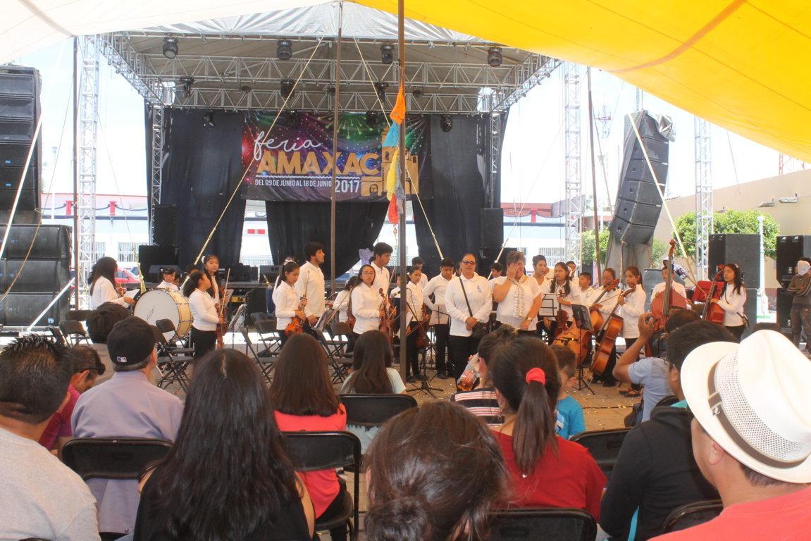 Esta tradición Feria Amaxac 2017 rebaso expectativas: Carin Molina