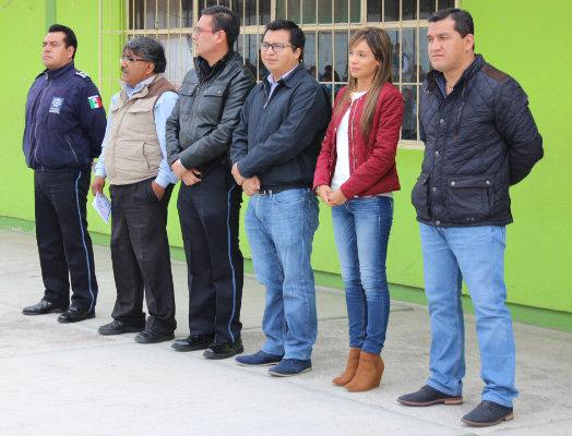 """Inicia en escuelas de Huamantla  la """"Semana de Prevención y Formación Ciudadana"""""""