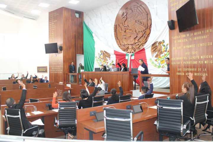 Determina Congreso no ratificar como consejero de la judicatura a Álvaro García Moreno