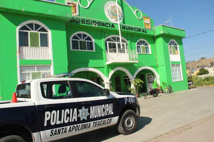 La delincuencia en Tlaxcala está rebasando a la seguridad municipal: alcalde