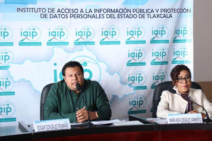 El IAIP Tlaxcala emite resultados de la Evaluación Anual en Materia de Protección de Datos Personales 2016