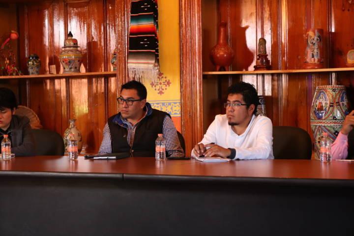 Asiste Chiautempan a la reunión entre la Secture, presidentes municipales y direcciones de turismo