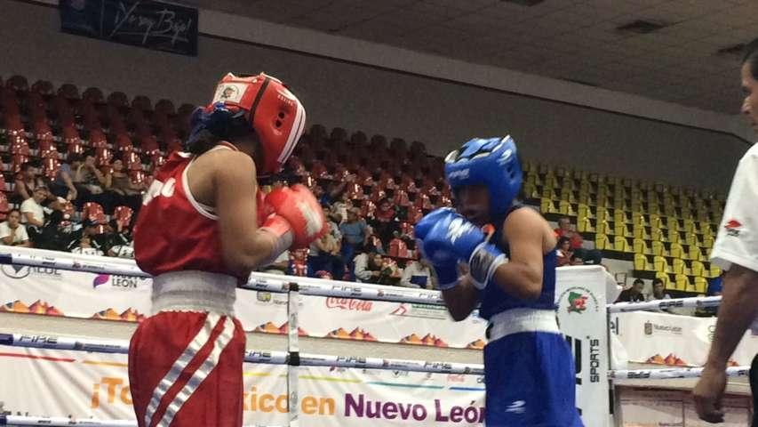 Gana Grisel Pérez la tercera medalla para Tlaxcala en boxeo