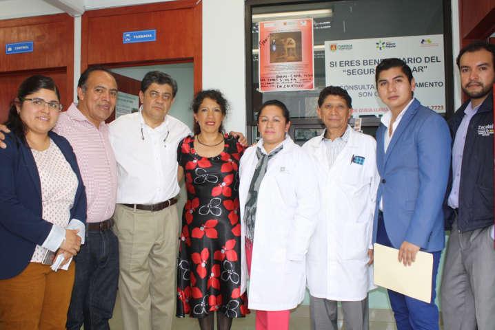 Ayuntamiento y SESA Zoonosis signan convenio para erradicar la rabia