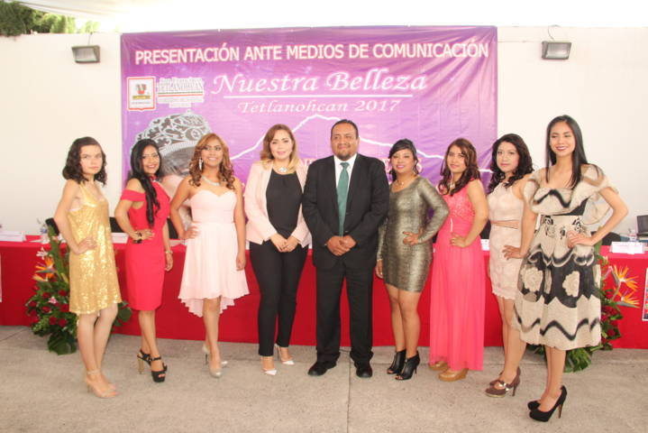 Alcalde prepara, el 29 de septiembre certamen a reina Tetlanohcan 2017