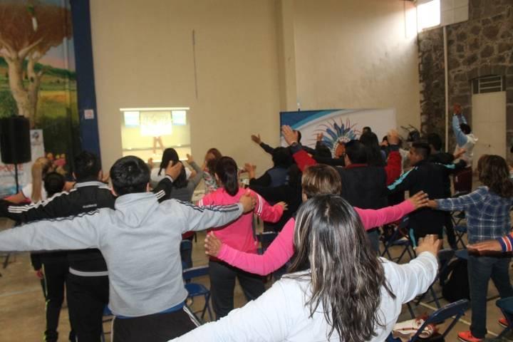 Ayuntamiento promueve la Semana Nacional de la Cultura Física y Deporte