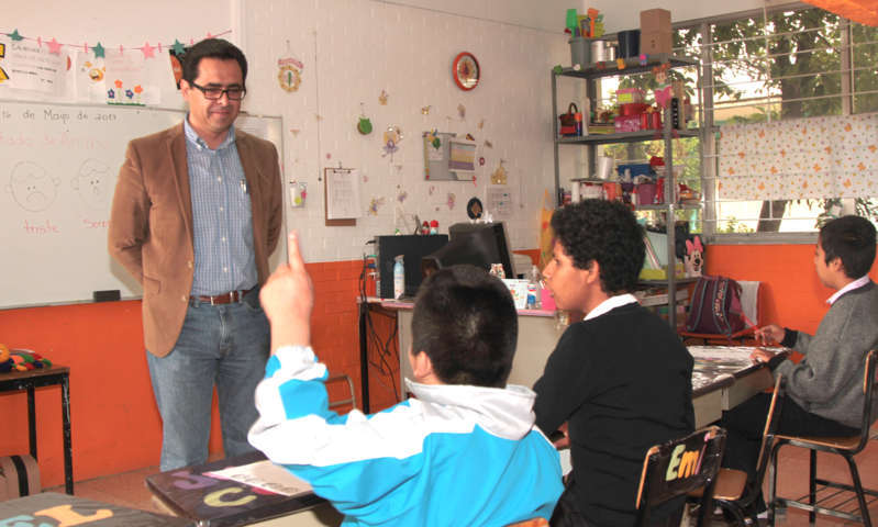 El Gobierno del Estado trabaja para lograr una educación inclusiva: SEPE