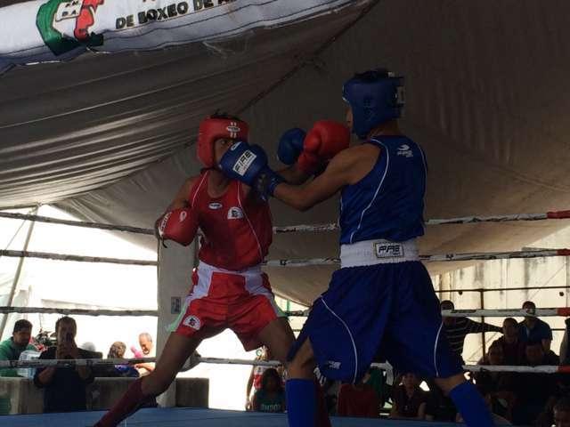Terminan boxeadores preparación rumbo al Festival Olímpico