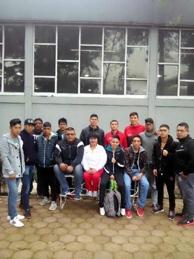 Con cuatro triunfos inician boxeadores tlaxcaltecas el Festival Olímpico