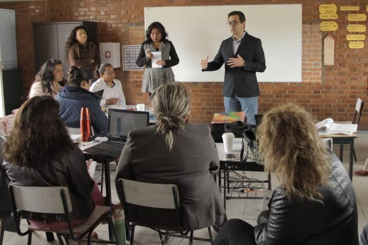 Supervisa MCH Semana Nacional De Actualización Del Modelo Educativo