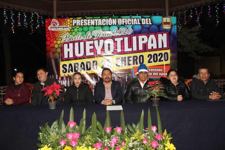 La Tracaloza de Monterrey llegara a la feria de Hueyotlipan 2020: alcalde