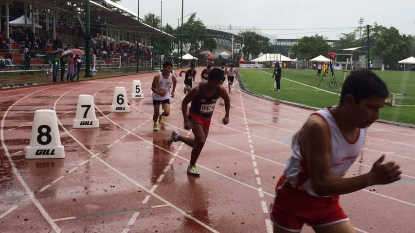 Este sábado arranca segunda parte del atletismo en la Paralimpiada Nacional