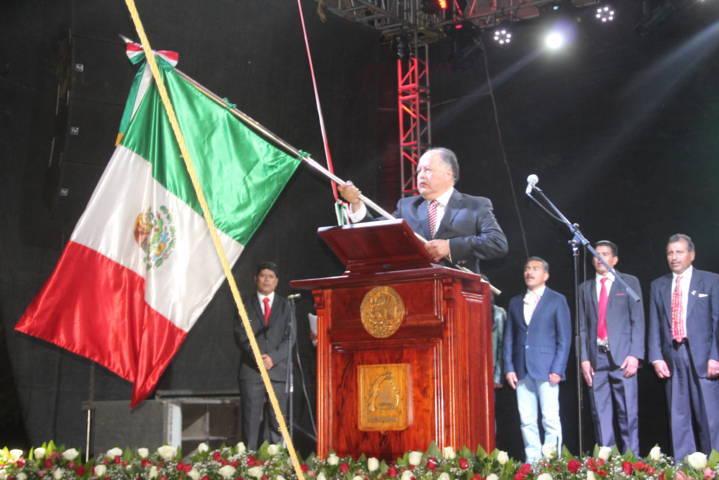 El Grito de Independencia es el inicio de nuestra historia independiente: Alcalde
