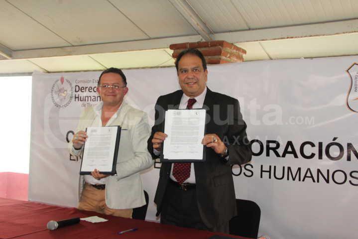 Con la certificación de policías Tlaxcala será un punto de lanza en el país: GCS