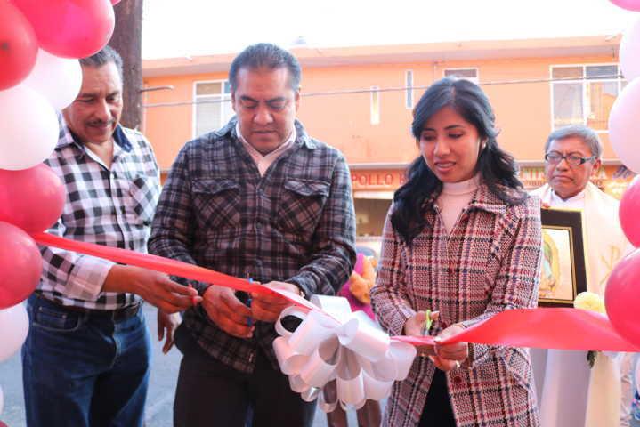Santa Cruz Guadalupe cuenta con nueva presidencia de comunidad: alcalde