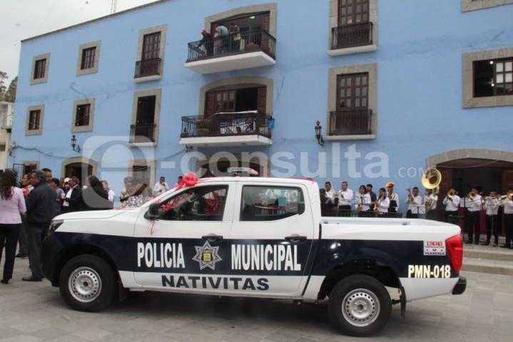 Alcalde fortalece la seguridad en el municipio con una nueva patrulla
