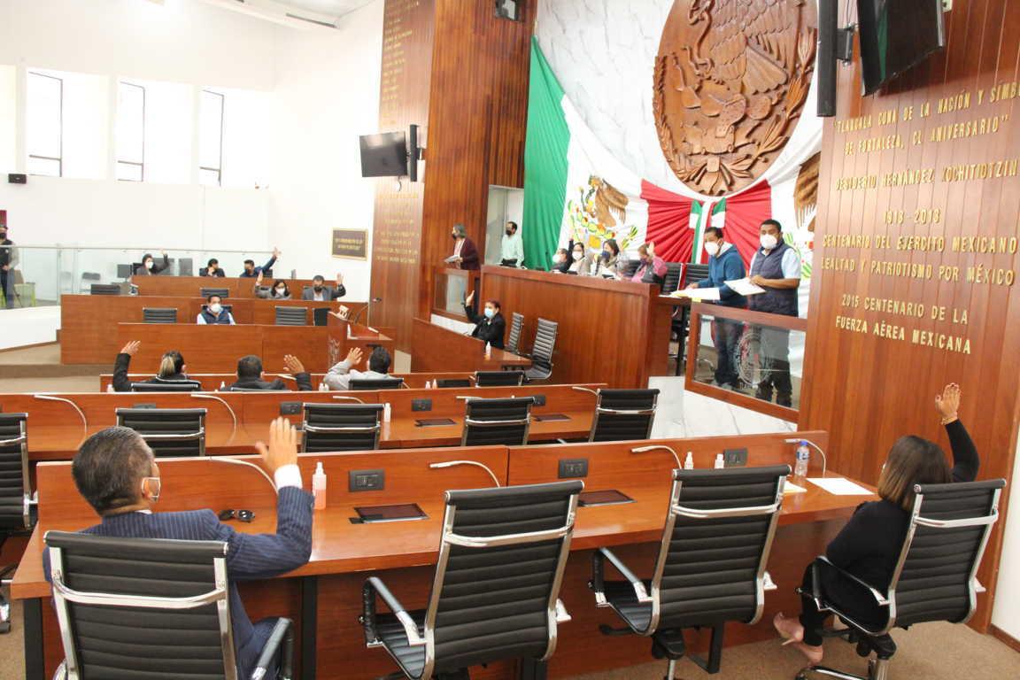 Congreso da a conocer la declaratoria de Gobernadora electa a favor de Lorena Cuéllar