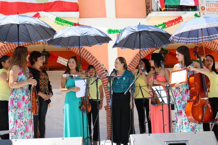 Se realiza con éxito el Primer Festival Musical en Texoloc