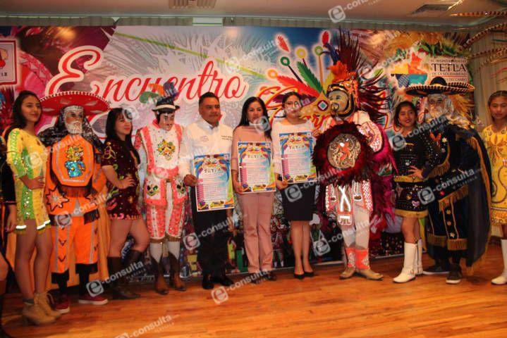 El 3er Encuentro de Camadas Tetla 2019 llegara este 9 de marzo: alcalde