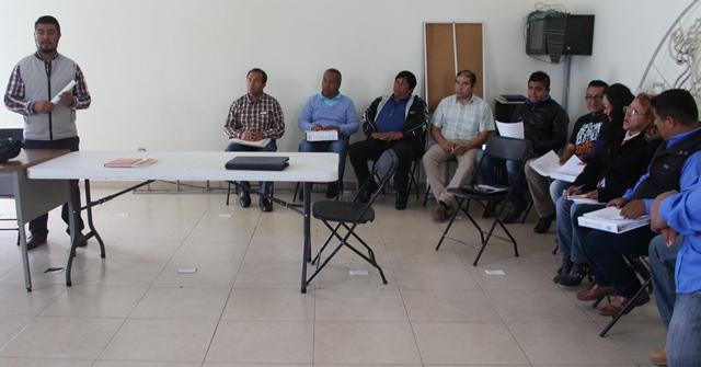 Obtiene Lardizábal resultados positivos del Programa Agenda para el Desarrollo Municipal