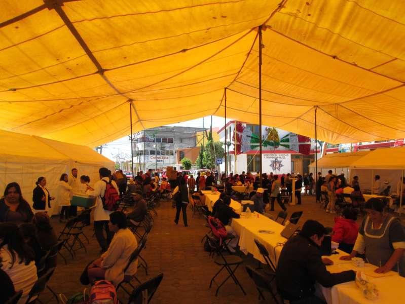 Sin precedentes, los pacientes favorecidos con las Jornadas por la Salud