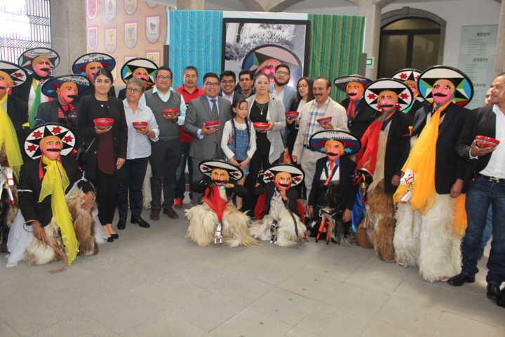 Declaran a los Chivarrudos como patrimonio inmaterial de Zacatelco