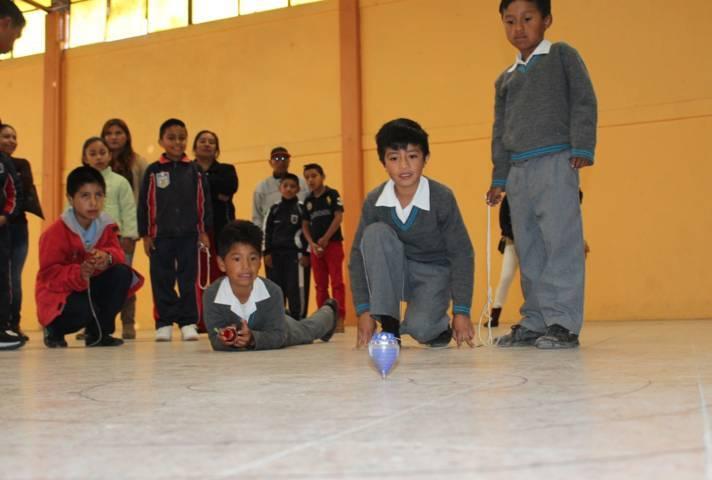 Premian a triunfadores del Primer Torneo Infantil Trompo Más