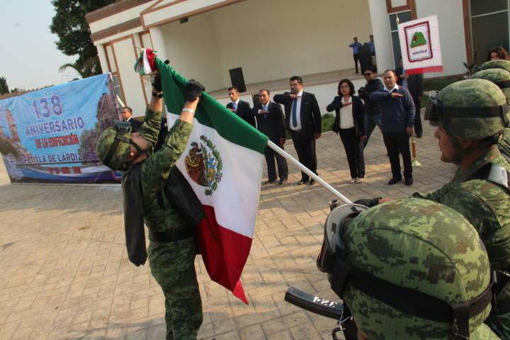 Ayuntamiento conmemora su 138 aniversario de su municipalización con un homenaje