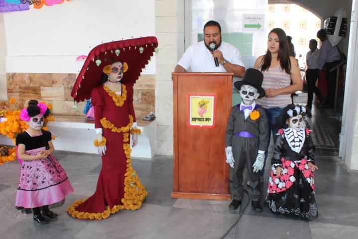 Llego el 1er festival Más Muertos que Vivos y fue un éxito: Badillo Jaramillo