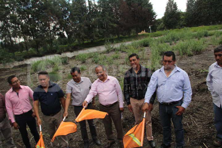 El pantano de carrizo hace la función de una planta tratadora de aguas residuales: JECT