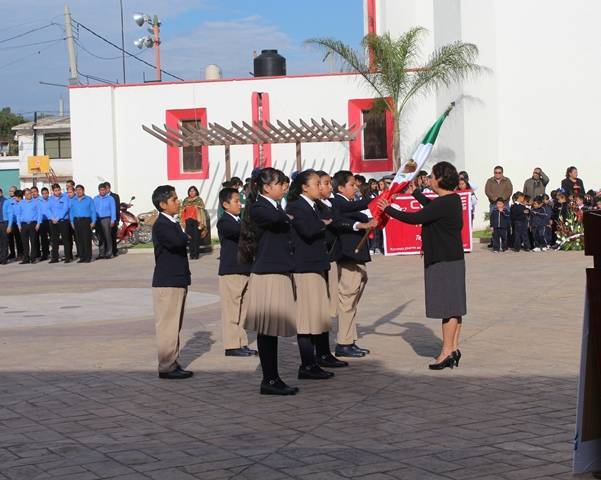 Conmemora Lardizábal Gesta Heroica de Chapultepec