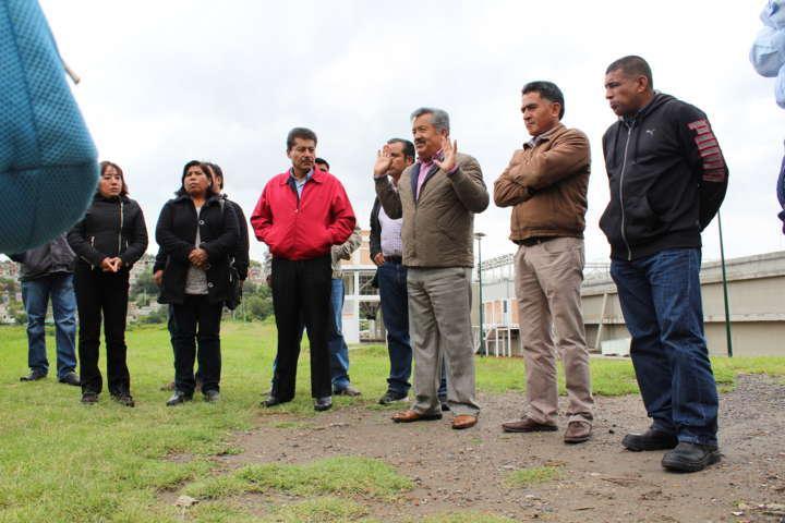 Alcalde prepara proyecto sobre planta de tratamiento de aguas negras