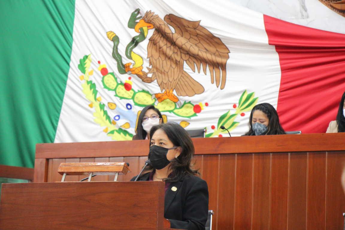 Propone Bertha Mastranzo reforma en materia de derechos humanos
