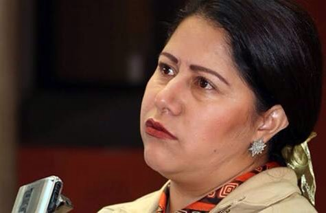 Tunden a Blanca Águila por su ambición de ser diputada federal