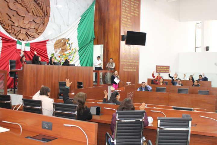Aprueba Congreso Del Estado leyes de ingresos 2020 de cuatro comunas