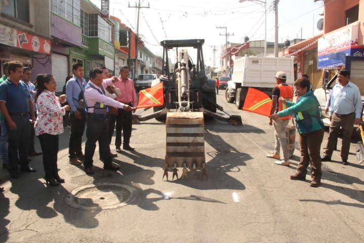 Alcalde le apuesta a la superación del municipio con obras de calidad