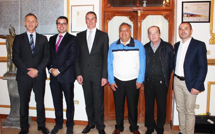 Continúa Alejandro Aguilar López  generando empleos, llega otra empresa a Huamantla