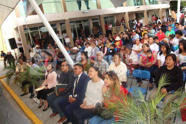 La Casa de la Cultura fomentara la cultura, artes y la música en Huactzinco: alcalde