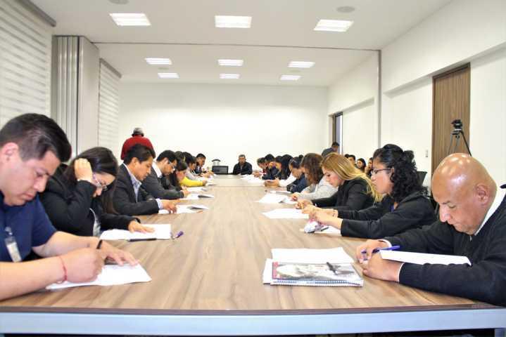 Todo listo para integrar el Consejo General del IAIP-Tlaxcala