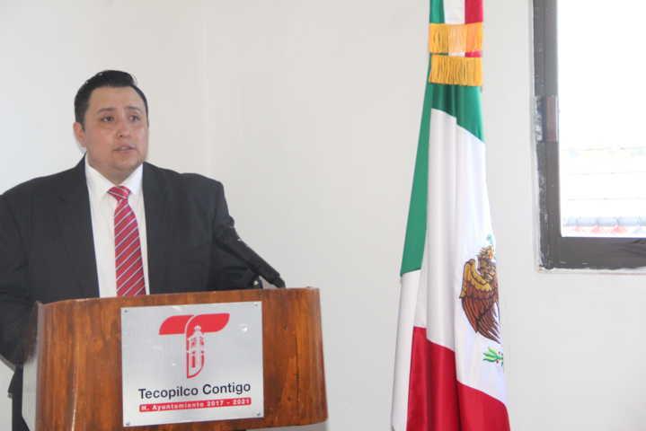 En 3 años hemos trabajado para fortalecer el desarrollo del municipio: alcalde