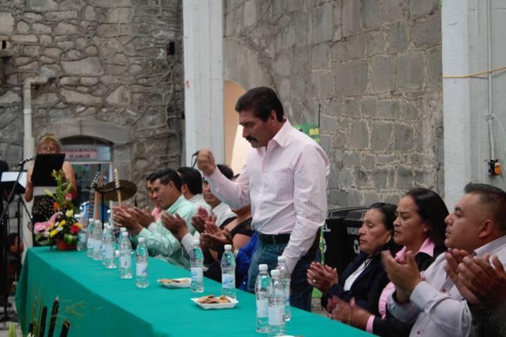Sánchez Amador encabeza ceremonia de la Gesta Heroica