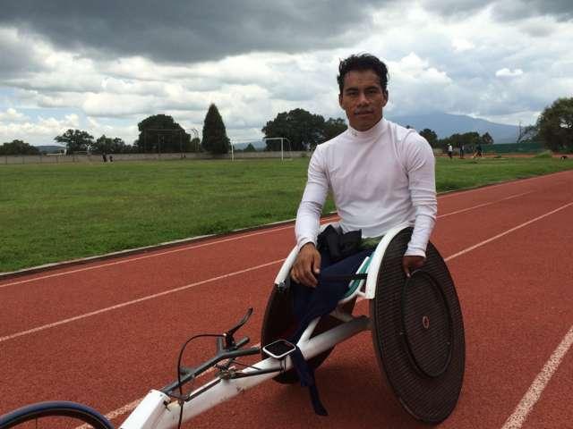 Participará Leonardo de Jesús Pérez en Mundial de Para Atletismo