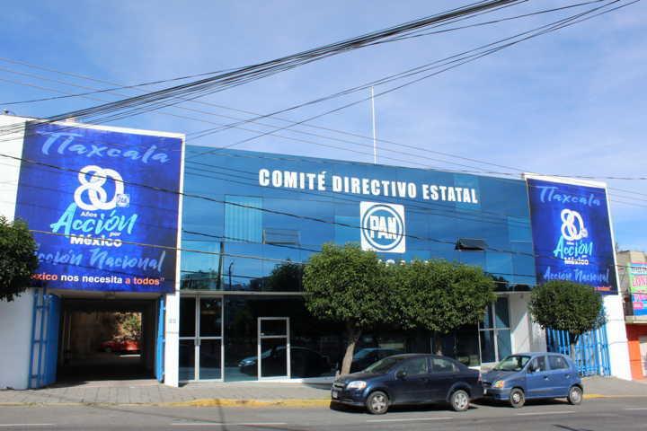 Confirman legalidad en la elección del Consejo Estatal del PAN en Tlaxcala