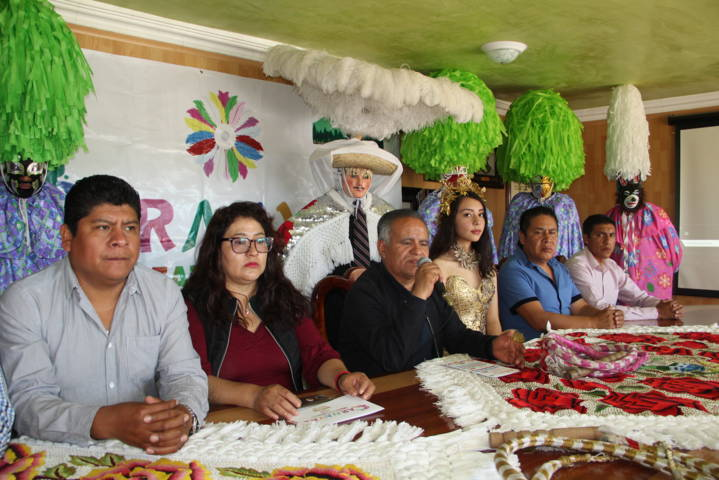Alcalde alista el Carnaval 2019 para los días 3,10 y 31 de marzo