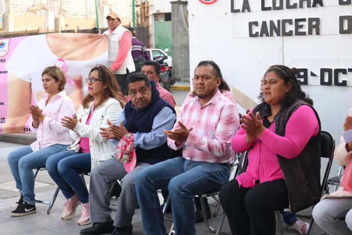 Conmemora HDR Día Internacional De La Lucha Contra El Cáncer De Mama