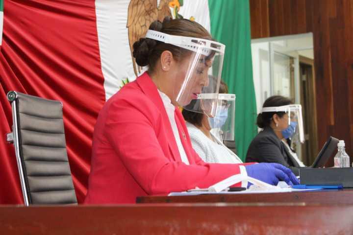 Plantea Zonia Montiel reforma electoral para favorecer a jóvenes y migrantes