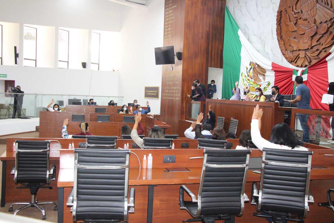 Concede Congreso licencias temporales a 7 legisladores locales