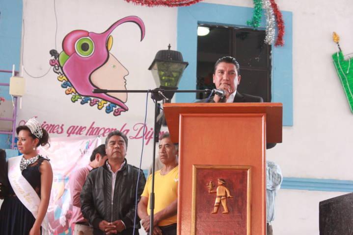 En esta feria vamos a recuperar 400 años de historia, cultura y tradiciones: alcalde